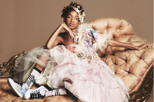 Willow-Smith-Collaborates-With-Stance-on-New-Sock-Line2-530x352