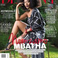 nomzamo mbatha x destiny magazine